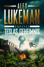 TESLAS GEHEIMNIS (Project 5) - Thriller