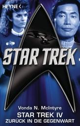Star Trek IV: Zurück in die Gegenwart - Roman