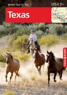 Horst Schmidt-Brümmer: Texas - VISTA POINT Reiseführer Reisen Tag für Tag