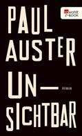 Paul Auster: Unsichtbar ★★★★