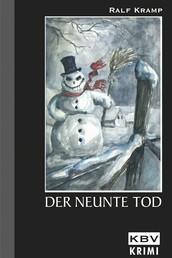 Der neunte Tod - Kriminalroman aus der Eifel