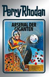 """Perry Rhodan 37: Arsenal der Giganten (Silberband) - 5. Band des Zyklus """"M 87"""""""