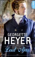 Georgette Heyer: Lord Ajax ★★★★