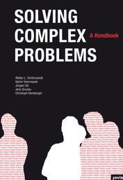 Solving Complex Problems - A Handbook