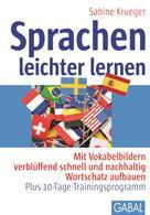Sabine Krueger: Sprachen leichter lernen ★★★★