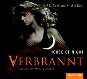 Verbrannt - House of Night