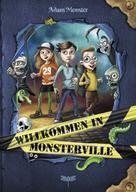 Adam Monster: Willkommen in Monsterville ★★★★★