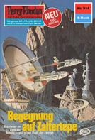 William Voltz: Perry Rhodan 914: Begegnung auf Zaltertepe ★★★★★