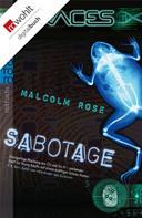 Malcolm Rose: Sabotage ★★★★★