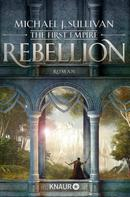 Michael J. Sullivan: Rebellion ★★★★