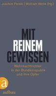 """Joachim Perels: """"Mit reinem Gewissen"""" ★★★★★"""