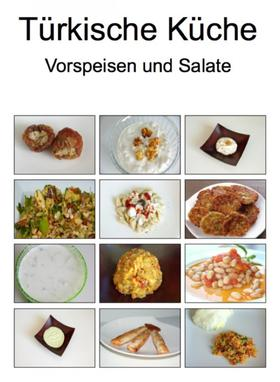 Türkische Küche Vorspeisen und Salate