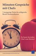 Institut ManagementVisualisierung: Minuten-Gespräche mit Chefs ★★★★