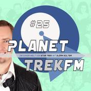 Planet Trek fm #25 - Die ganze Welt von Star Trek - Star Trek: Discovery 2.04: Tardis-Tilly, Narnia, Hüftspeck & Halbröcke
