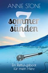 Ein Rettungsboot für mein Herz - Liebesroman (Sieben Sommersünden 5)