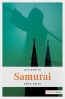 Ulf Kartte: Samurai ★★★★