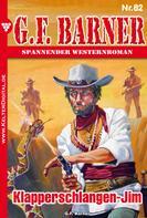 G.F. Barner: G.F. Barner 82 – Western ★★★★★
