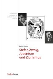 Stefan Zweig, Judentum und Zionismus