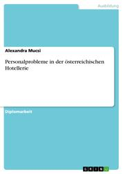Personalprobleme in der österreichischen Hotellerie