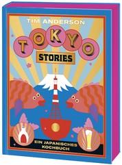 TOKYO - Ein japanisches Kochbuch