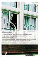 """Elisabeth Esch: """"Die Entdeckung der Currywurst"""" von Uwe Timm. Gegenstand eines produktionsorientierten Literaturunterrichts"""