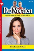 Patricia Vandenberg: Dr. Norden 610 – Arztroman ★★★★★