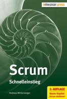 Dr. Andreas Wintersteiger: Scrum. Schnelleinstieg (3. Aufl.)