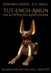 Tut-ench-Amun - Ein ägyptisches Königsgrab: Band III
