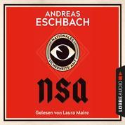 NSA - Nationales Sicherheits-Amt (Ungekürzt)