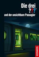 Hendrik Buchna: Die drei ??? und der unsichtbare Passagier (drei Fragezeichen) ★★★★