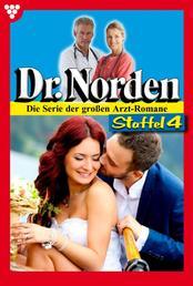 Dr. Norden (ab 600) Staffel 4 – Arztroman - E-Book 631-640