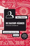Ross Thomas: Die Backup-Männer ★★★★