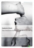 Stephanie Scheck: Das Stufenmodell von Erik H. Erikson ★★★