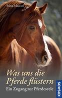 Sonia Mauceri: Was uns die Pferde flüstern ★★★★