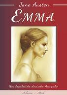 Jane Austen: Jane Austen: Emma (Neu bearbeitete deutsche Ausgabe)