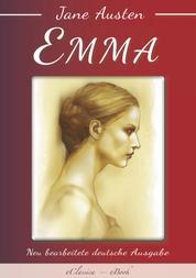 Jane Austen: Emma (Neu bearbeitete deutsche Ausgabe)