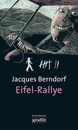 Eifel-Rallye - Der 6. Siggi-Baumeister-Krimi