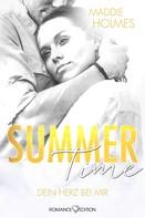 Maddie Holmes: Summertime - Dein Herz bei mir ★★★★