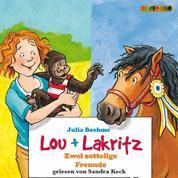Zwei zottelige Freunde - Lou + Lakritz 2