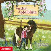 Ponyhof Apfelblüte 11. Lenas mutige Entscheidung