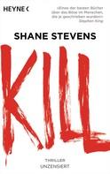 Shane Stevens: Kill ★★★★