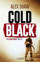 Alex Shaw: COLD BLACK ★★★