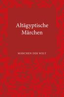 Hans Wuessing: Altägyptische Märchen ★★★