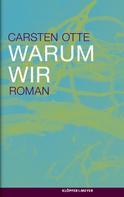 Carsten Otte: Warum wir ★★★★
