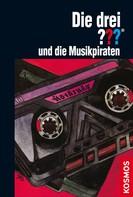 G.H. Stone: Die drei ??? und die Musikpiraten (drei Fragezeichen) ★★★★★