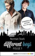Norman Stark: different boys - Folge 1 ★★★★
