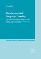 Simon Falk: Mobile-Assisted Language Learning