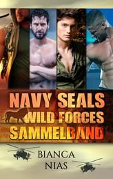 Navy Seals - Wild Forces - Sammelband Volume I-IV