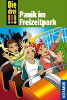 Mira Sol: Die drei !!!, 29, Panik im Freizeitpark (drei Ausrufezeichen)