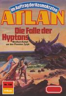 H.G. Francis: Atlan 720: Die Falle der Hyptons ★★★★
